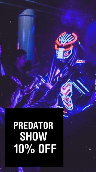 PredatorShow Eventos