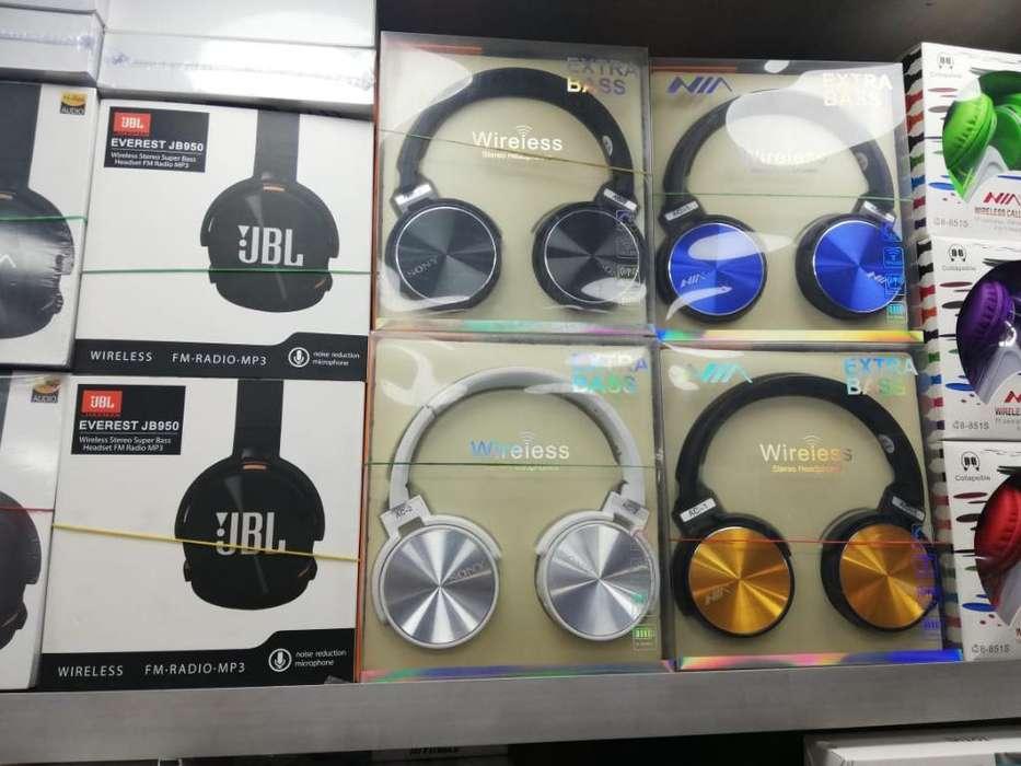Auricular en Diadema Marc Jbl, Sony, Nia