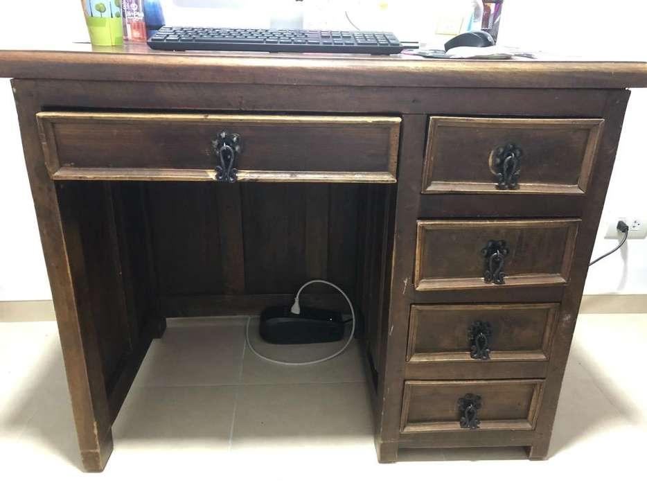 <strong>escritorio</strong> Rustico Contacto 3218891766