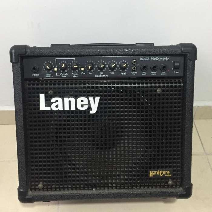 Amplificador Laney hcm 30 hardcore max / Amplificador Biscayne 15watts