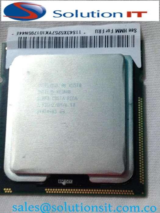Procesador Intel Xeon X5570 8m Cache 2.93 Ghz 6.40 Gt/s