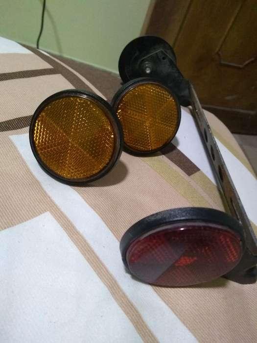 Tragaluces Reflectivos Ninja Z250 Moto