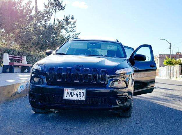 JEEP Cherokee 2016 - 27500 km