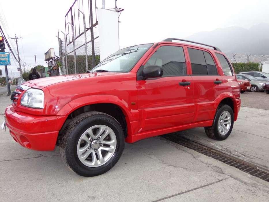 Chevrolet Grand Vitara 2008 - 162000 km