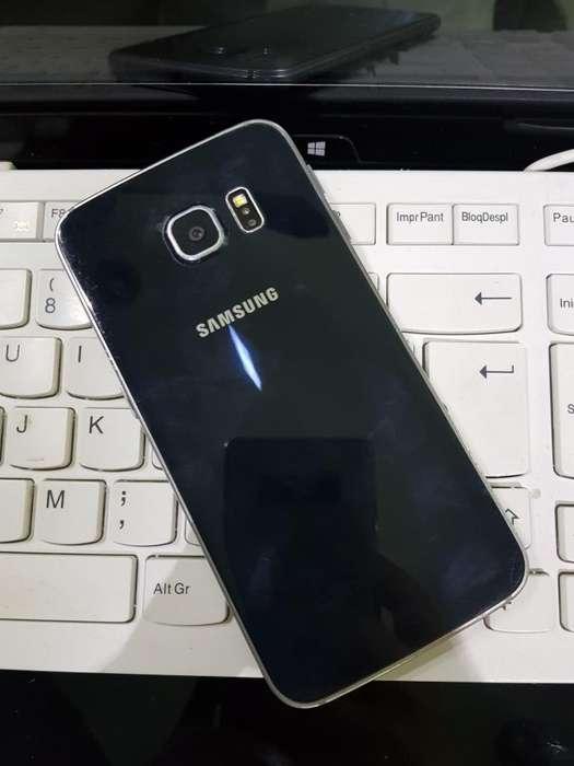 Samsung S6 Edge Azul 32gb