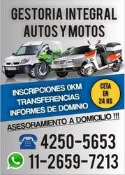 SEGUROS Y GESTORIA AUTOMOTOR