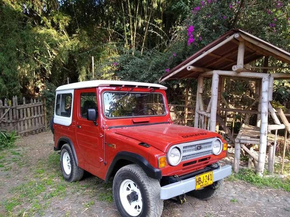 <strong>daihatsu</strong> Otros Modelos 1982 - 100000 km