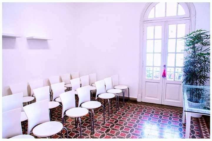 Alquiler aulas, Workshops , cursos y espacios