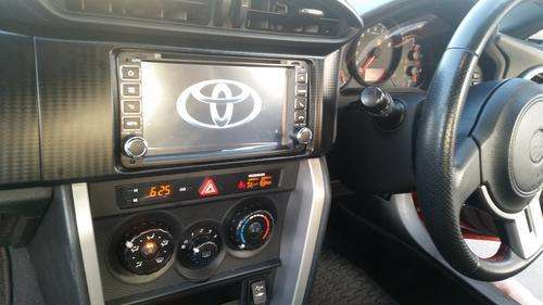 TOYOTA 86 ESTEREO CENTRAL MULTIMEDIA STEREO CON ANDROID, GPS, BLUETOOTH