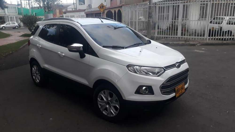 <strong>ford</strong> Ecosport 2014 - 60000 km