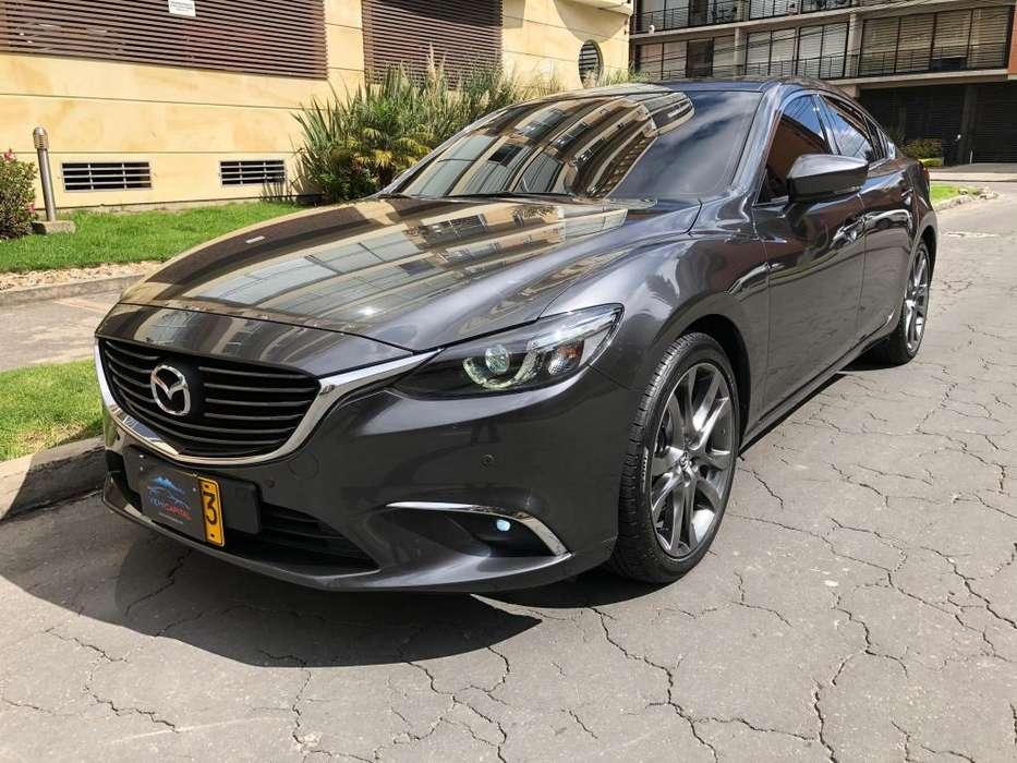 Mazda Mazda 6 2018 - 1800 km