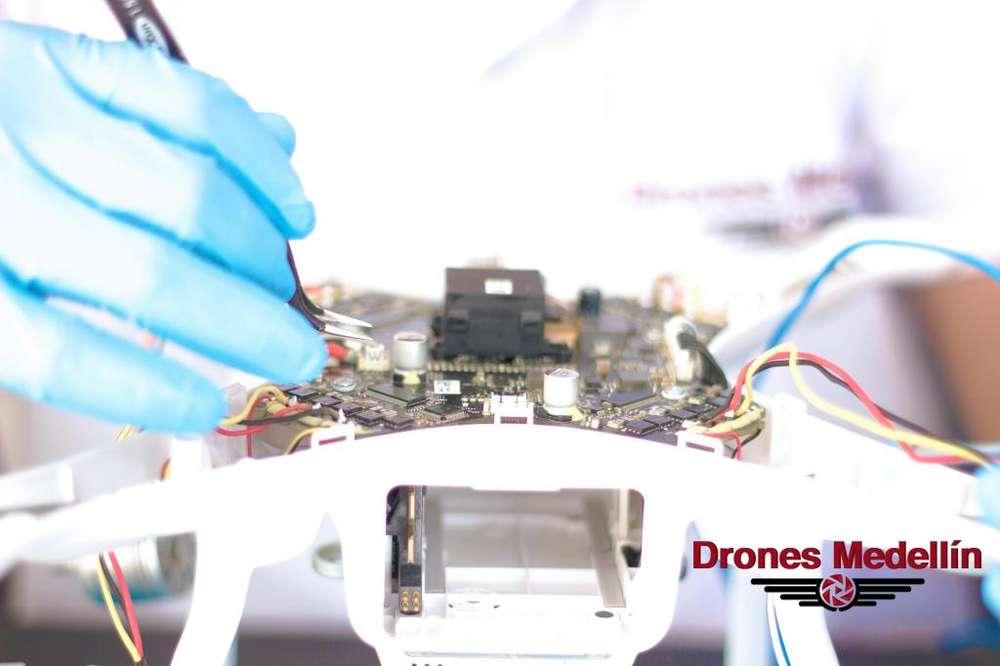 Servicio Técnico Dji - Reparación Profesional