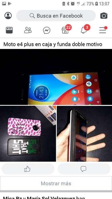 Moto E4 Plus Libre 4800