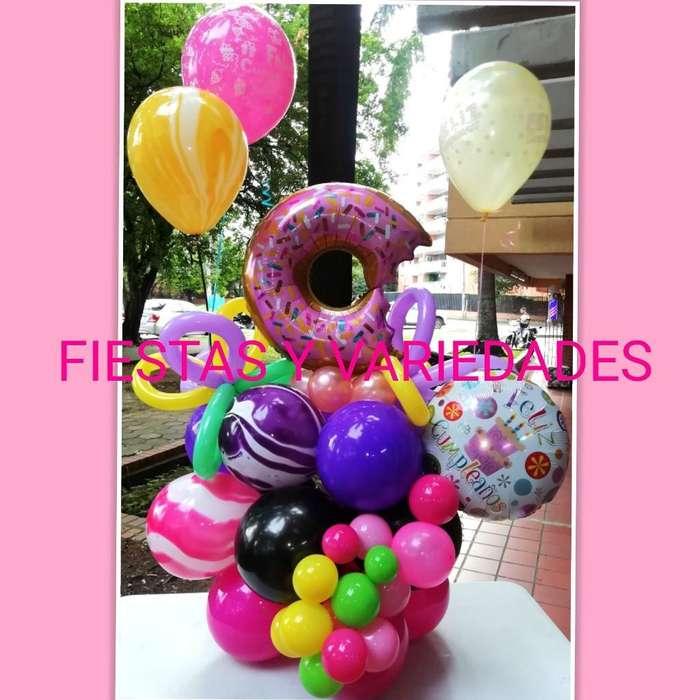 Bouquet de Globos Info 3147305666