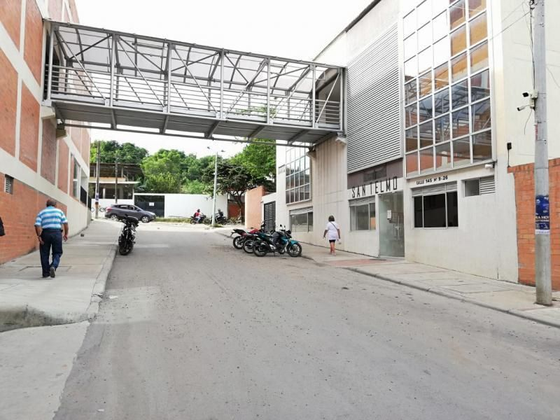 Apartamento En Arriendo/venta En Ibague C.r Santelmo Salado Piso 8 Cod. ABPAI11384