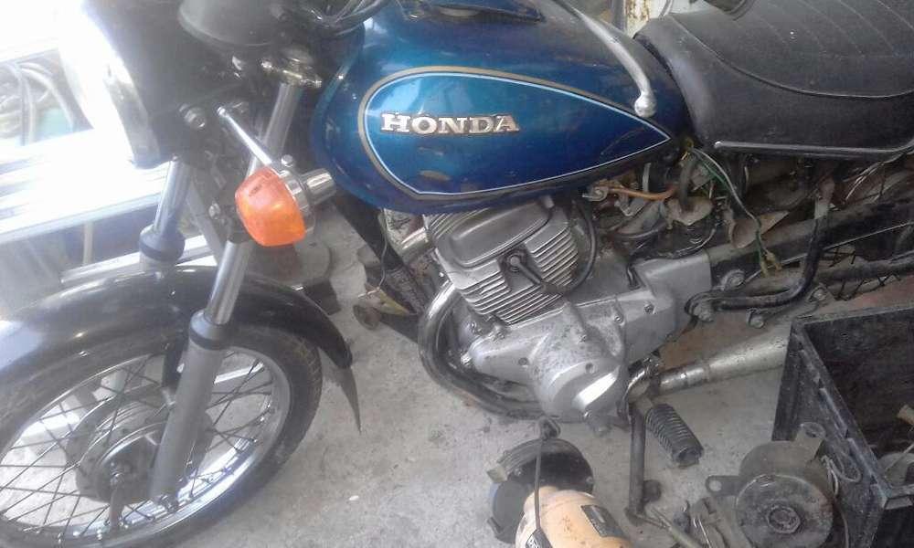 Honda Twinstar Cm 200