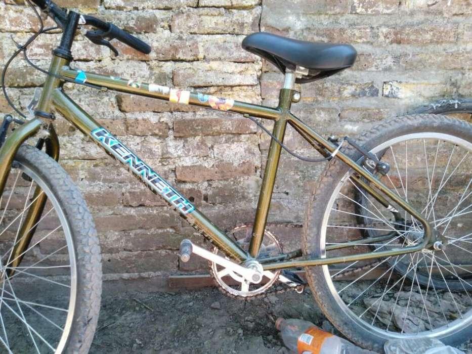 Vendo Bicicleta Rodado.24 en Buen Estado