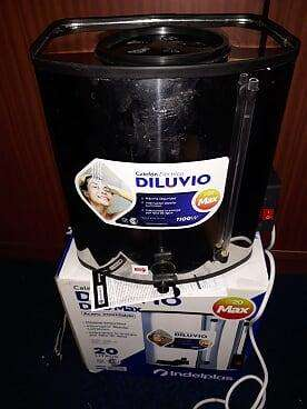 calefon electrico 25 litros