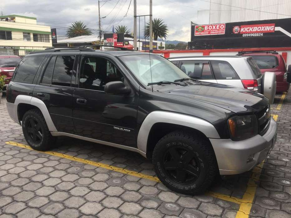 Chevrolet Trailblazer 2007 - 204000 km