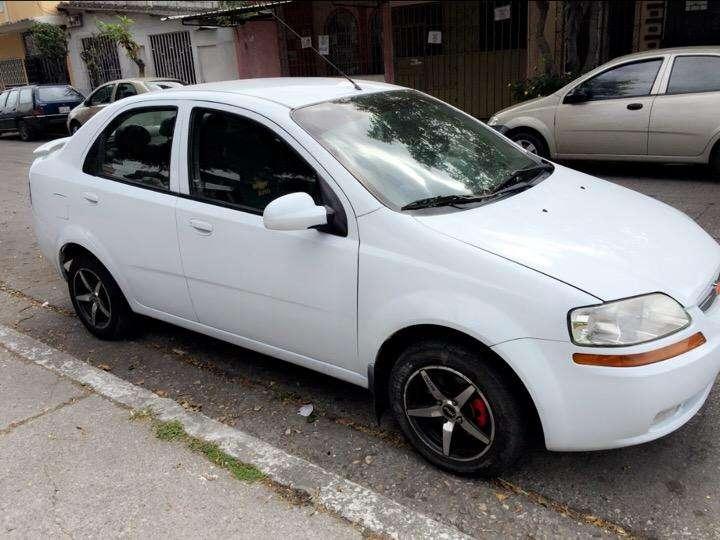 Chevrolet Aveo 2011 - 2000 km