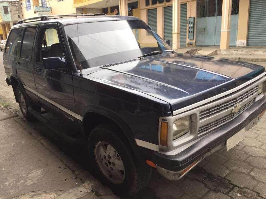 Chevrolet Blazer 1993 - 100000 km