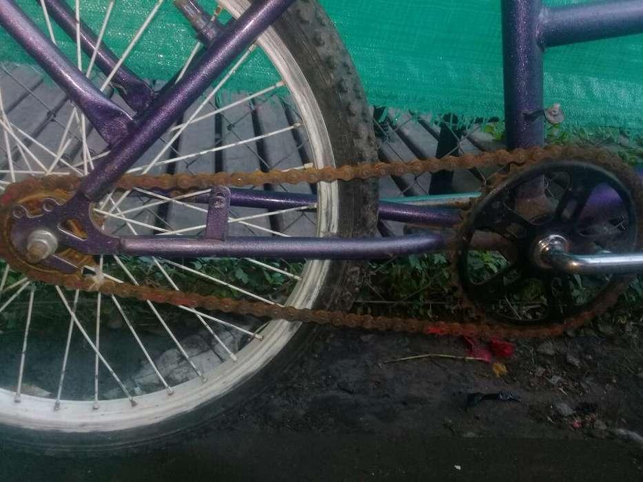Vendo Bici Usada