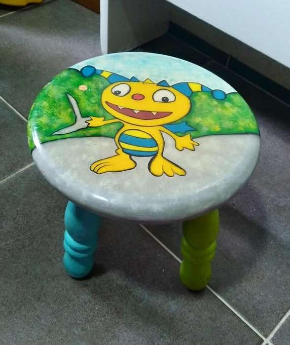 <strong>silla</strong> Butaco Butaca Niños en Madera