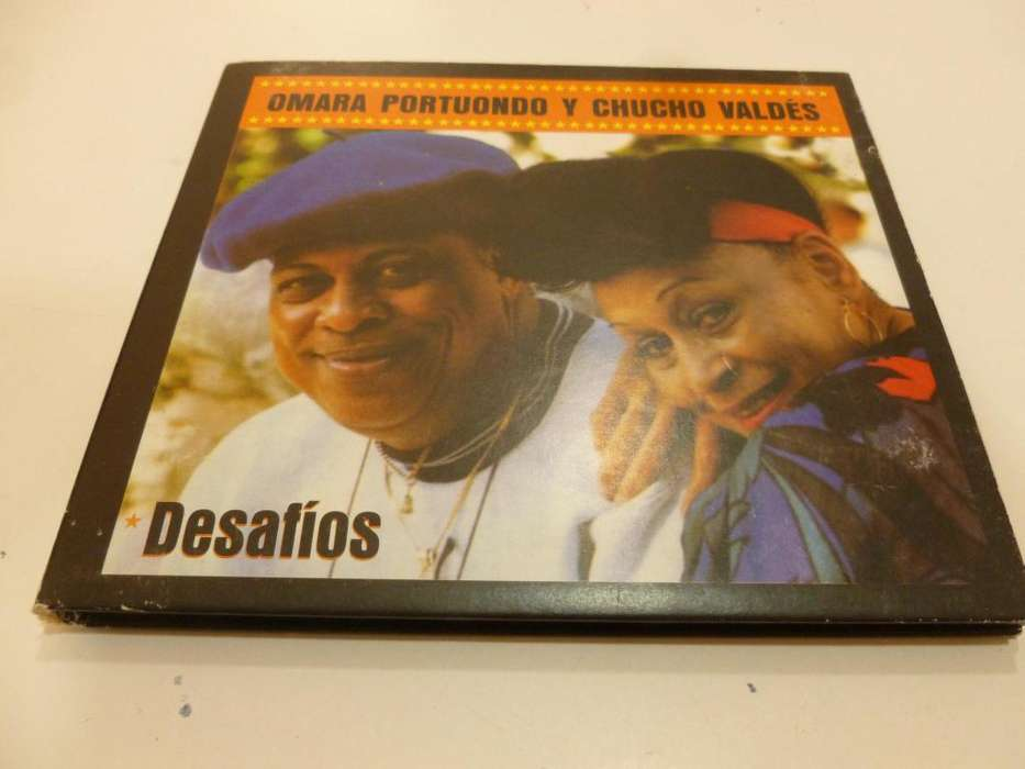 CD OMARA PORTUONDO CHUCHO VALDEZ Desafios