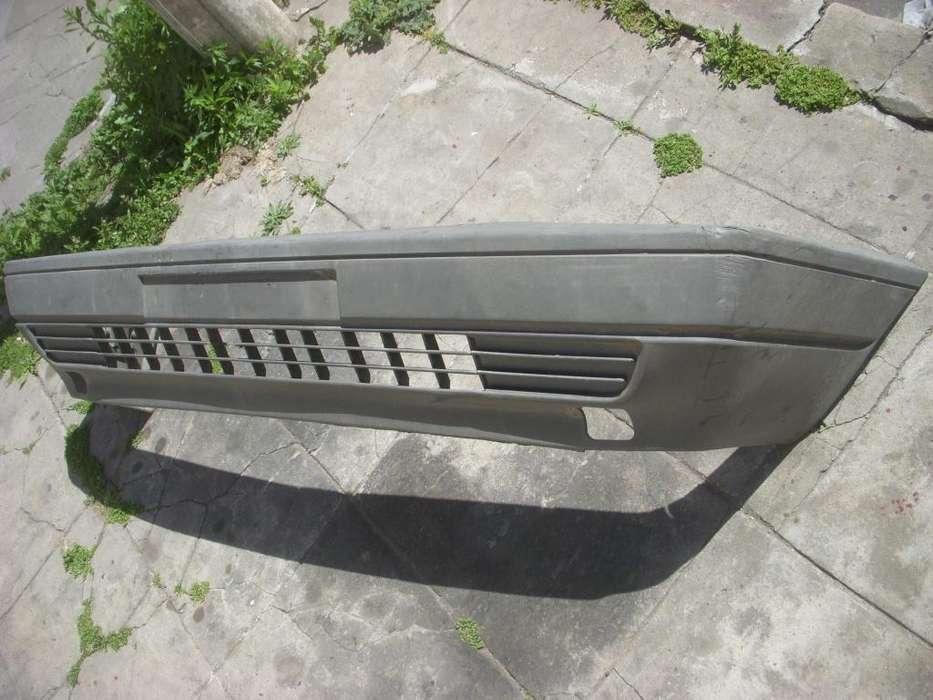 repuesto volkswagen, paragolpe delantero original usado volkswagen senda 91 al 95