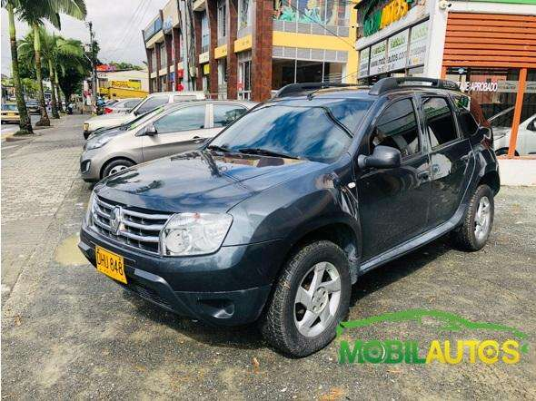 Renault Duster 2013 - 107000 km