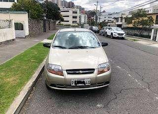 Chevrolet Aveo 2012 - 89900 km
