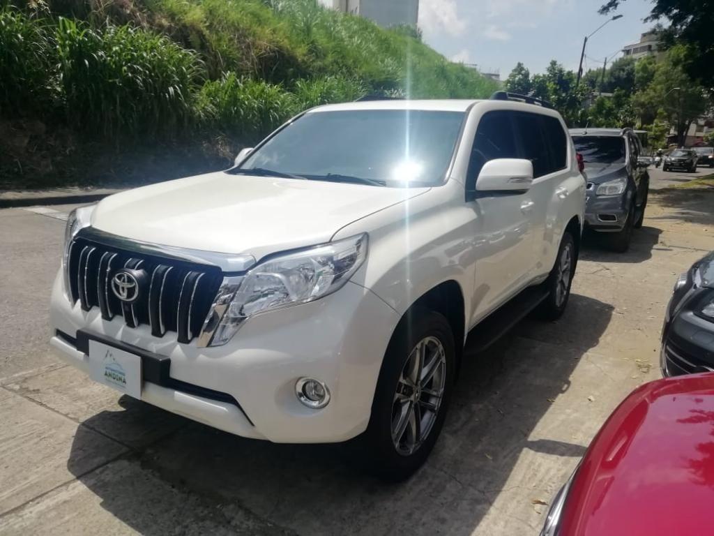 Toyota Prado Txl 3.0 Aut Sec 2013 828