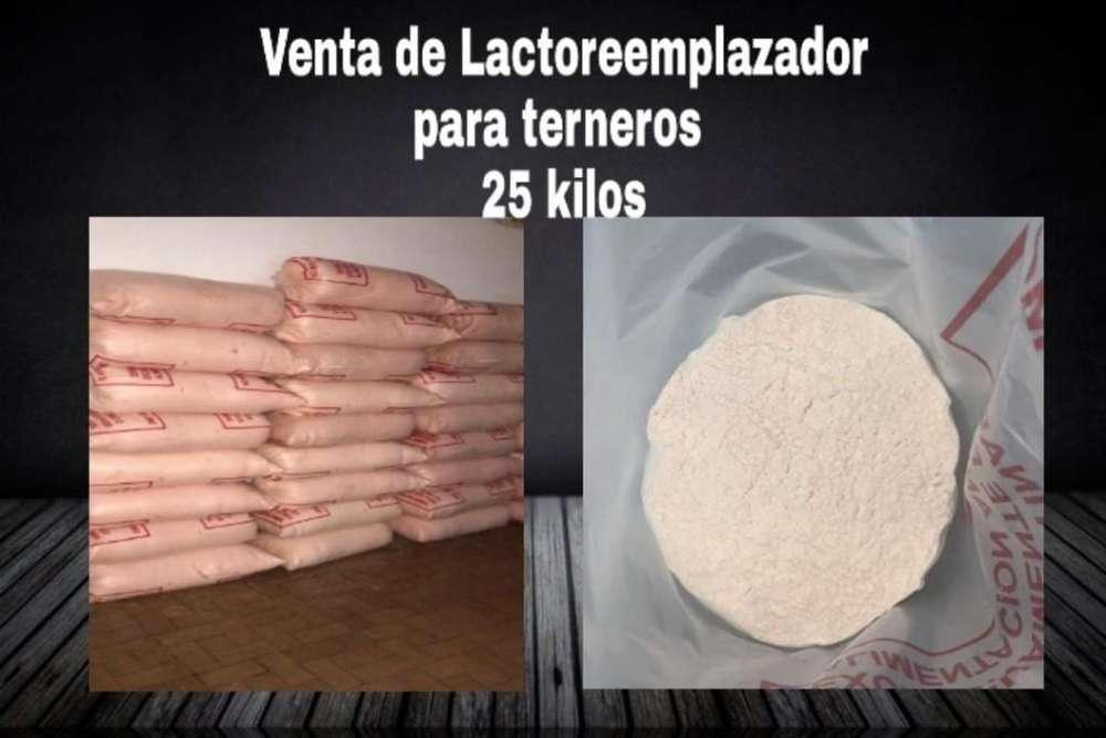 Venta de Lactoreemplazador para terneros