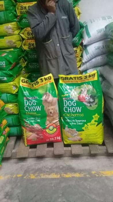 Dogchow 22.7kg Adulto