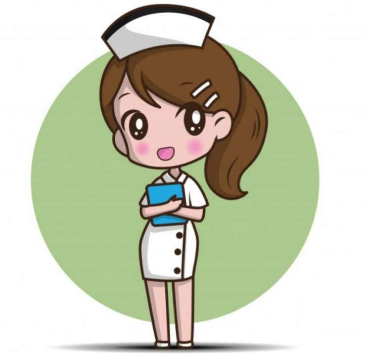 <strong>auxiliar</strong> de Enfermería