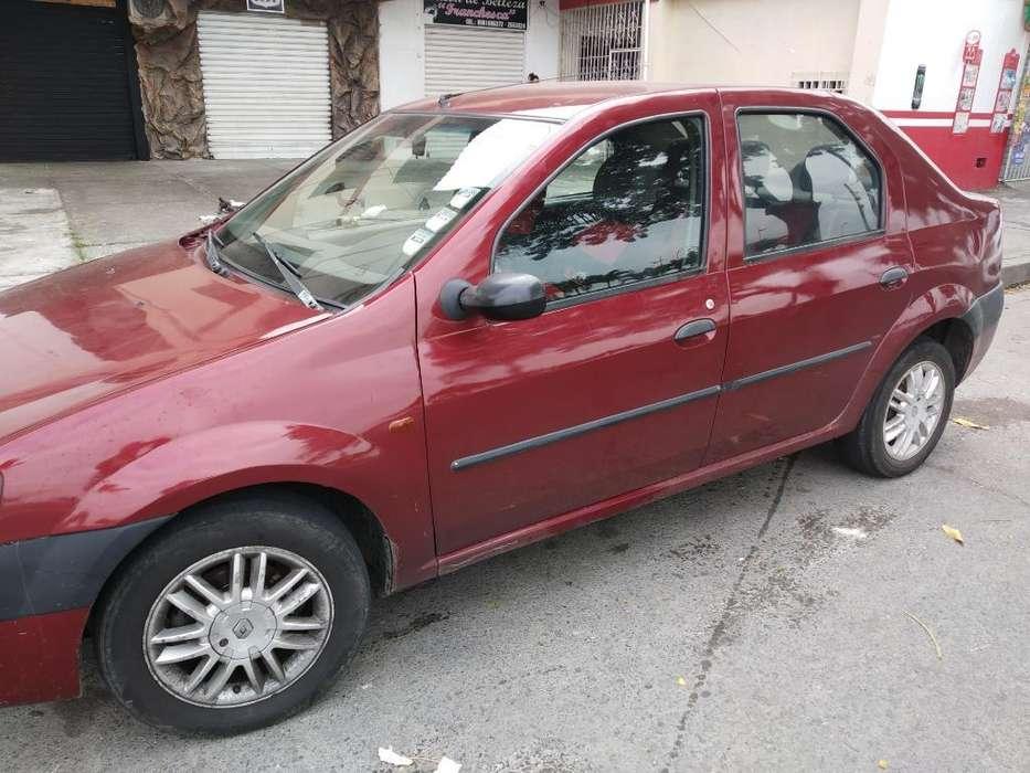 Renault Logan 2007 - 2600 km
