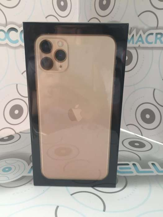 Vencambio iPhone 11 Pro Max 64gb Dorado