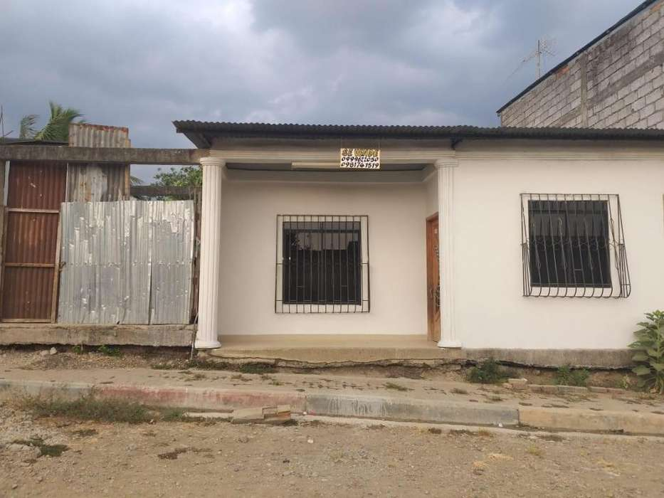 Venta Casa, Cantón Isidro Ayora.