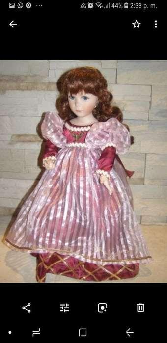 Porcelana Doll Ashton-drake Brigitte D