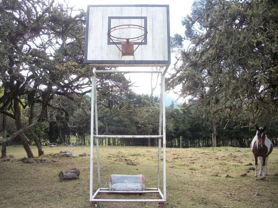 VENDO CANCHAS DE BASKETBALL