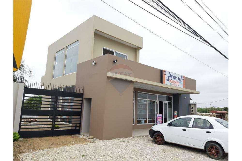 Vendo Local Comercial Vía a Data, Km5, Playas, Ecuador