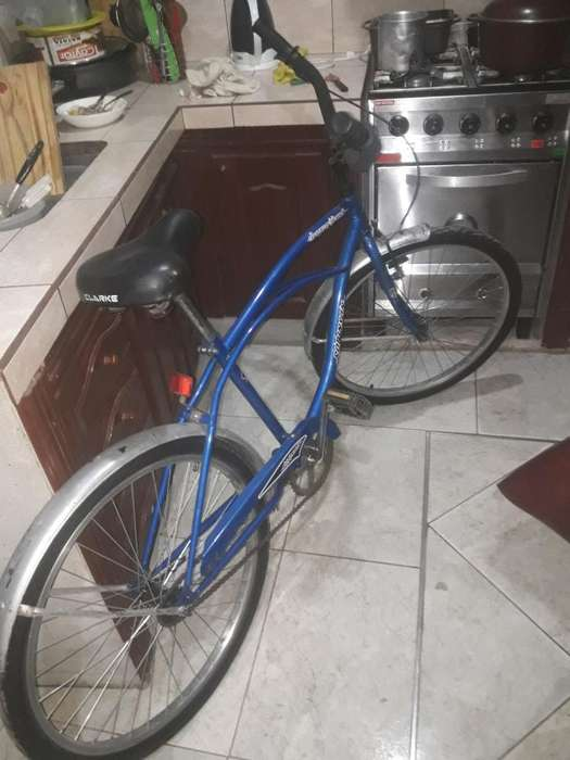 Vendo Bici Playera Rodado 26