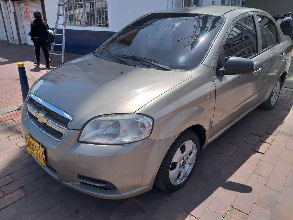 Chevrolet Aveo Emotion 2009 - 124000 km