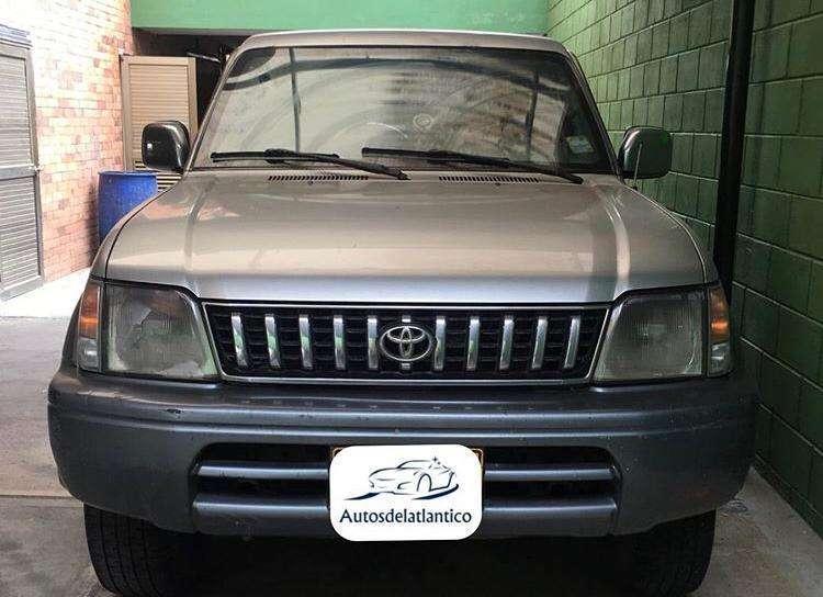 Toyota Prado 1999 - 306000 km