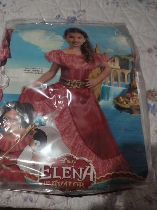 Vendo Disfraz de Elena