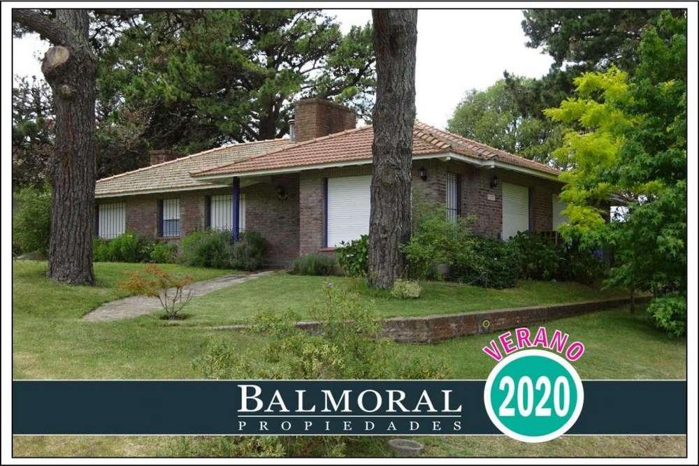 Ref: 8644 - Casa en alquiler, Pinamar - Zona Bosque