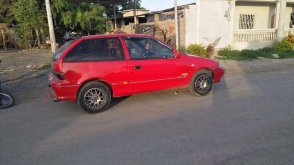 Suzuki Forsa 2 1998 - 1000000 km