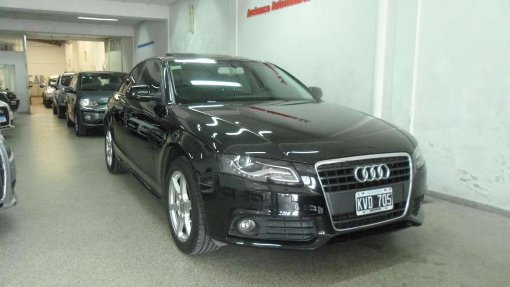 Audi A4 2012 - 80000 km