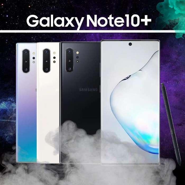 Samsung Galaxy Note 10 Plus 256 GB / ENVIOS A TODO EL PERU/ Somos Smartphonesperu
