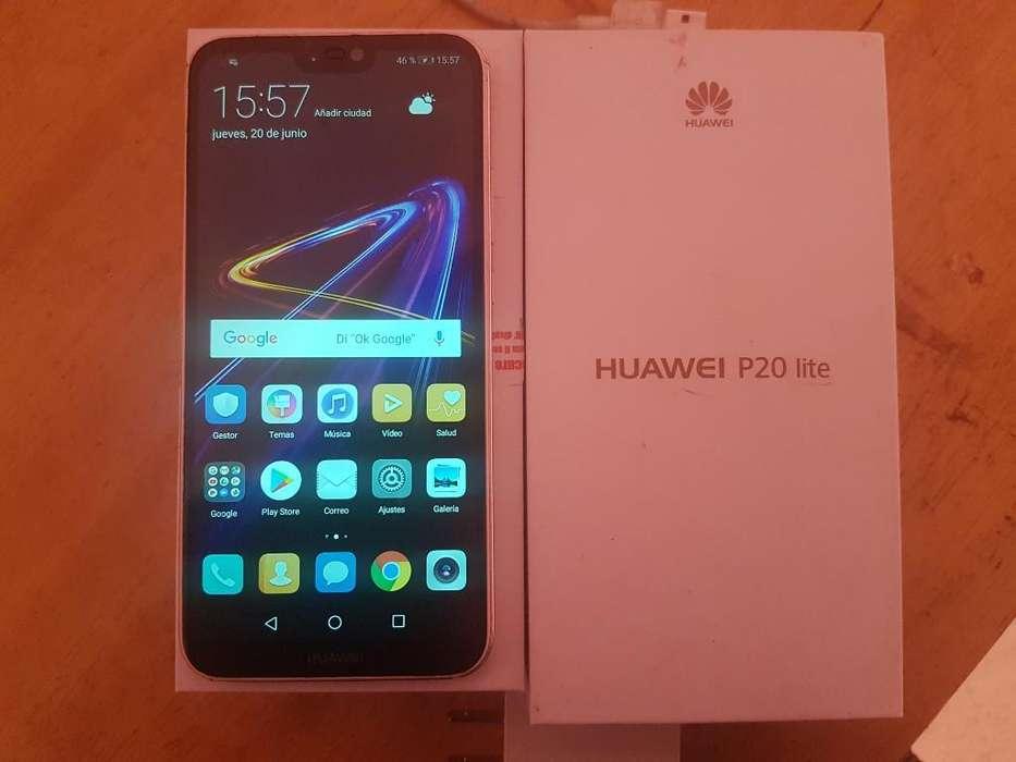 Vendo Huawei P20 Lite 32gb